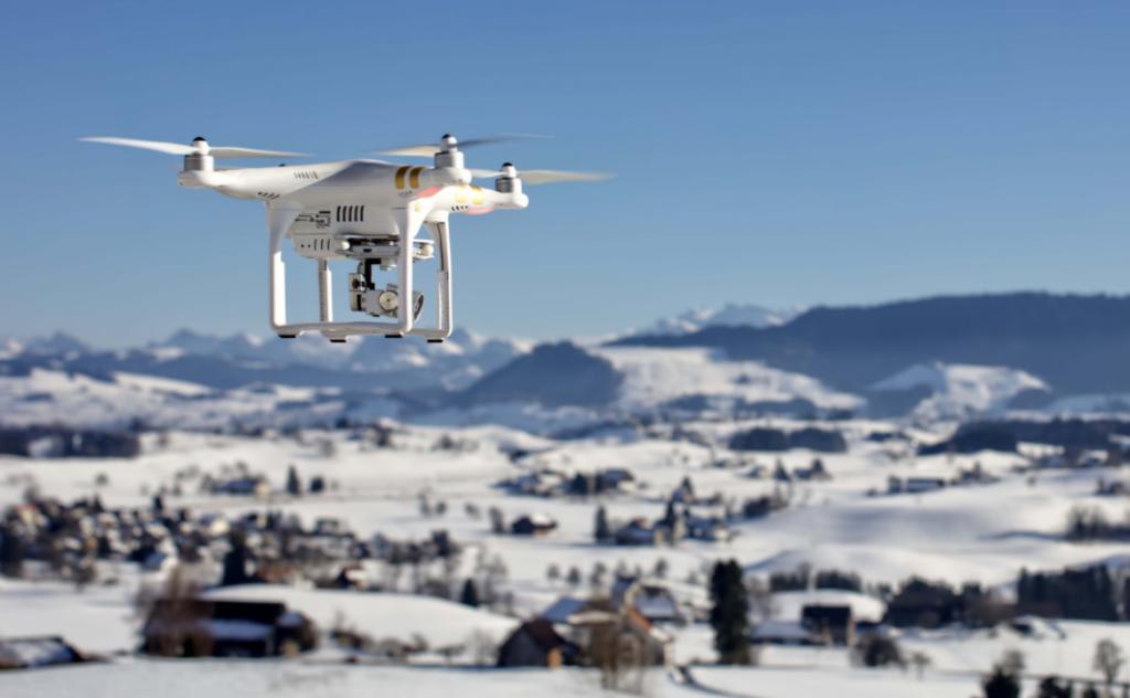 2020年全球十大无人机公司