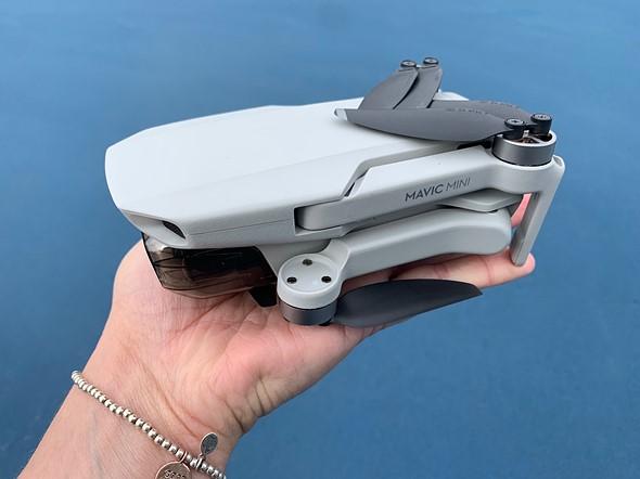 大疆无人机新手买哪款?售价2699 元的DJI Mavic Mini是您最理想的选择