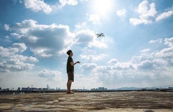 """在一次放飞无人机时,""""爽飞""""一般指在飞行期间没有任何意外"""