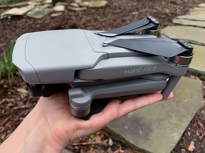 紧凑,功能齐全的Mavic Air 2