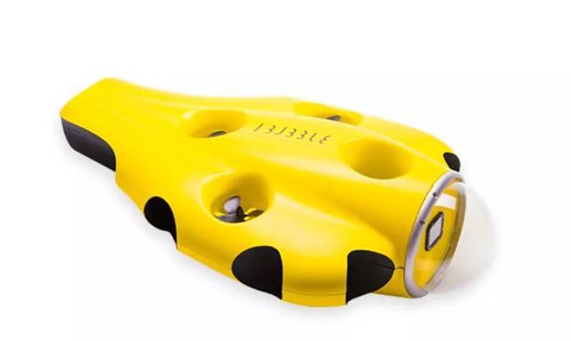 潜水狂热者的理想无人机