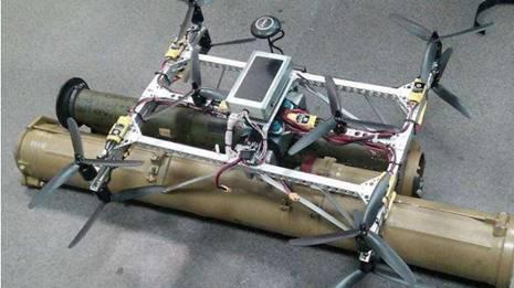 除自身重量和电池外,无人机可以提升的额外重量。如果要在无人机上安装相机,则总重量就是有效载荷。