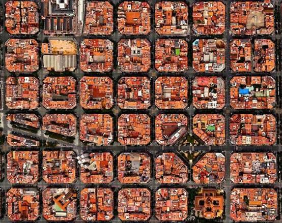 无人机用于城市规划