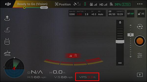 不要以为DJI GO中显示的高度是100%正确