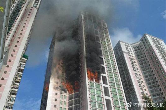 高层建筑灭火实际案例
