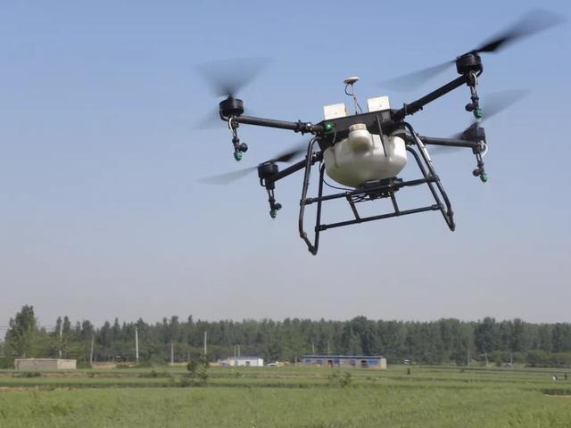 植保无人机列入补贴范围