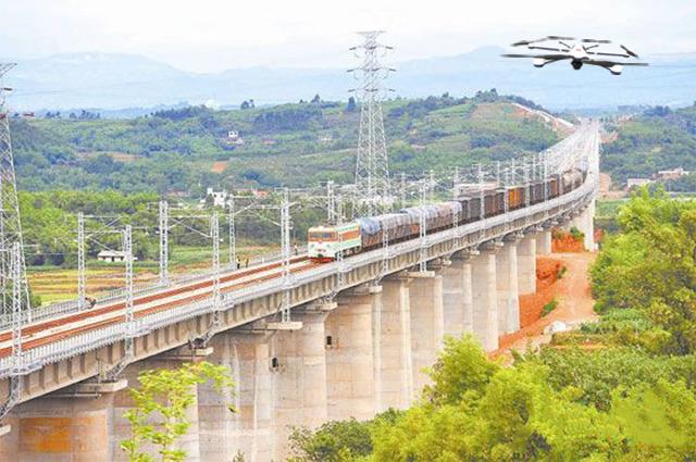 无人机系统—铁路交通应用