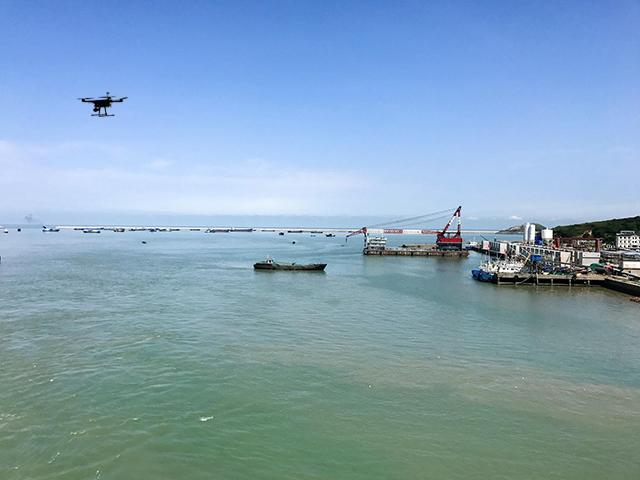 无人机系统—水路交通应用
