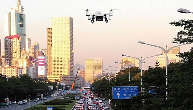 无人机系统—道路交通应用