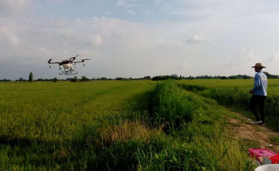 植保无人机飞防的有哪些优势