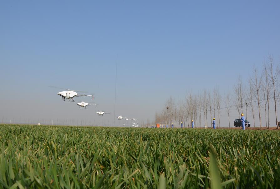 植保无人机飞防的未来