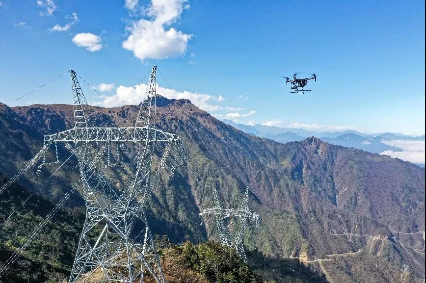 一款无人机,能较好地适应高海拔苛刻的飞行环境。