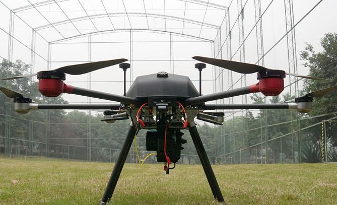 华科尔QL 1200便是专门针对行业应用研发的长航时、大载荷无人机平台