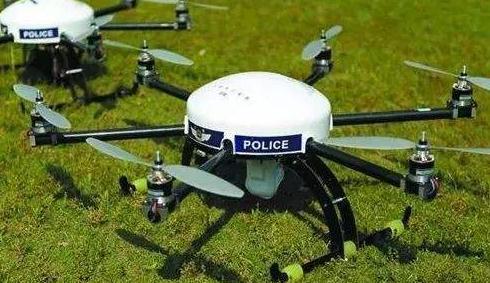 无人机在公安系统应用特点