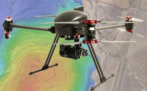无人机航空摄影测量和地理信息系统(GIS)的后处理软件