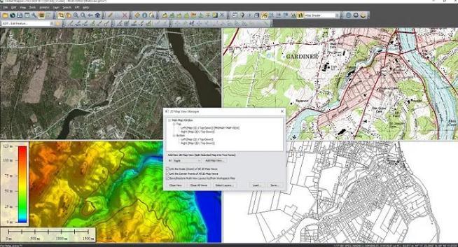 Global Mapper 软件,多合一GIS软件