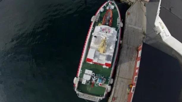 无人机在支援海上救援的特点