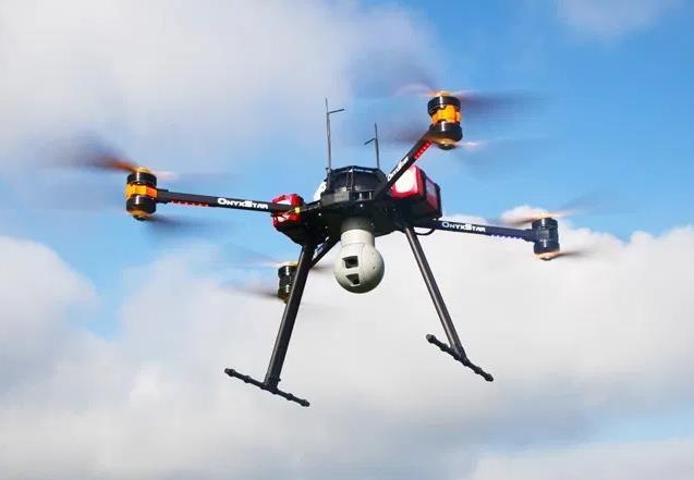 无人机监控系统的作用