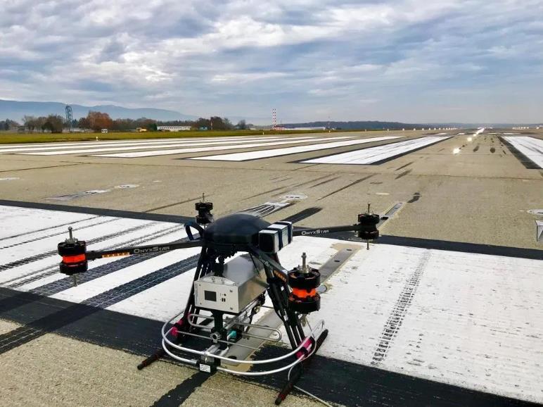 无人机在机场中的作用