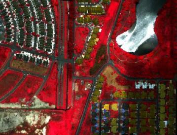 阿特拉斯(ATLAS)无人机高光谱拍摄