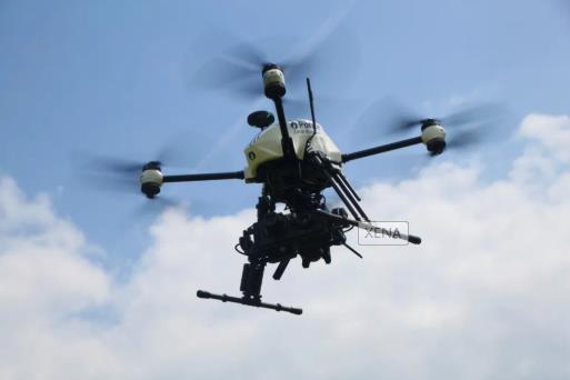 XENA Falco 无人机监视和搜救系统
