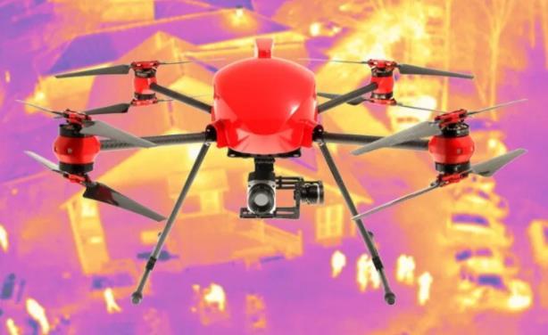 OnyxStar Xena无人机被设计用来执行多种任务