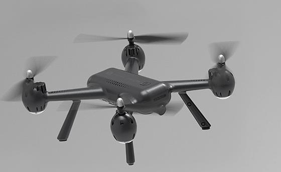 X104G采用先进气压计来实现飞行器的悬停定高