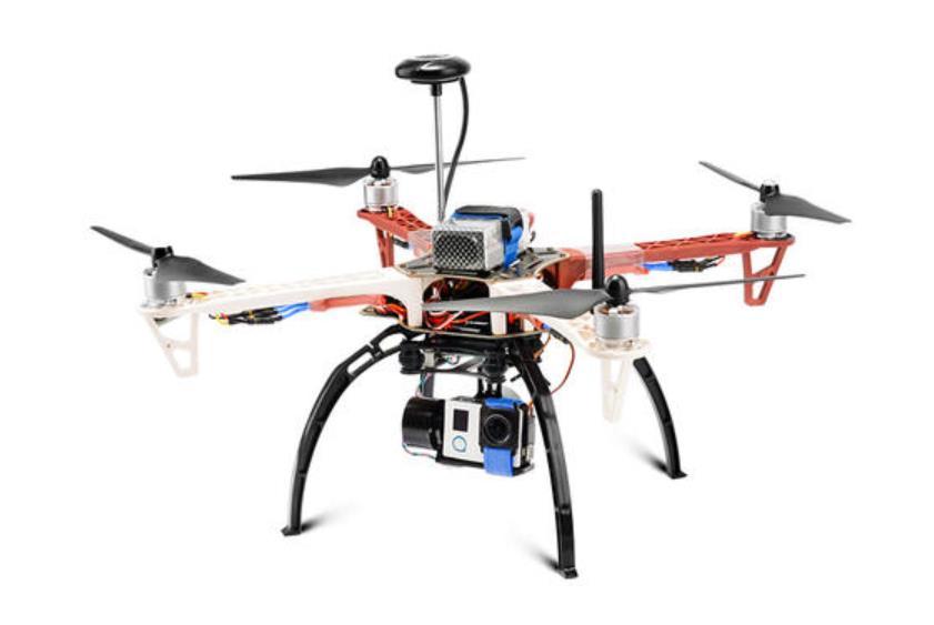 自制航拍飞行器工具基础