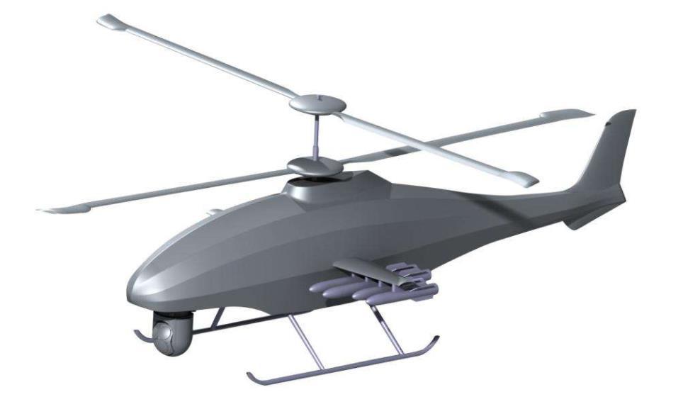 无人直升机的原理是什么 无人机有哪些系统