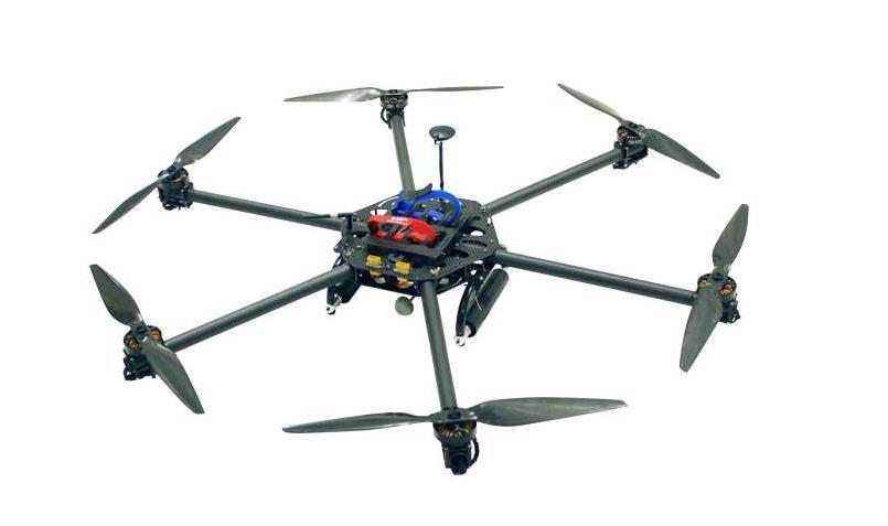 六旋翼无人机优点 六旋翼无人机功能特点