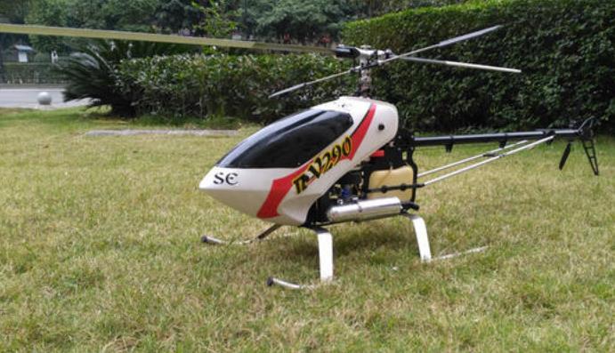 燃油遥控飞机的用途