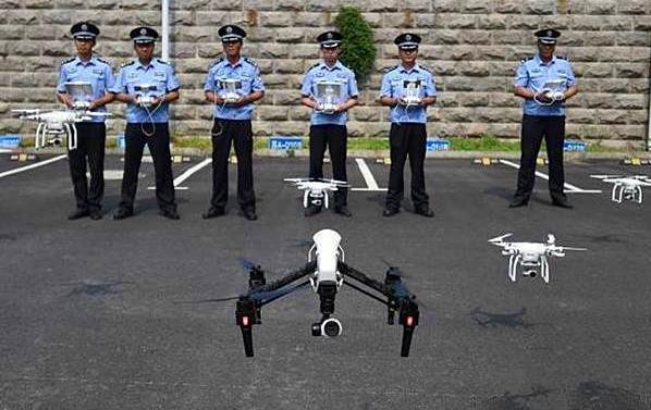 警用无人机应用 无人机在警用安防领域的应用