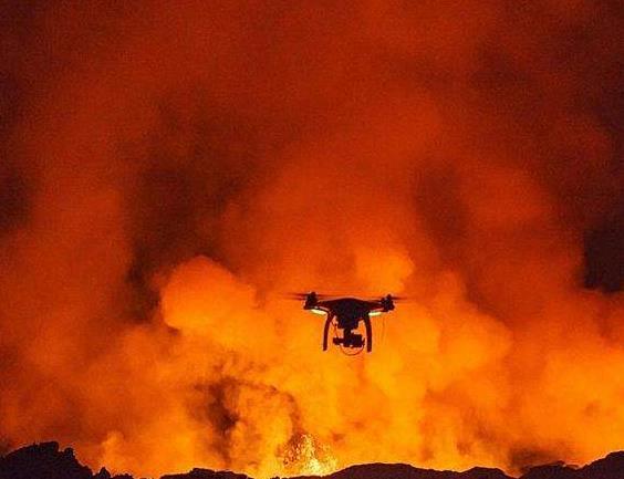 消防无人机应用
