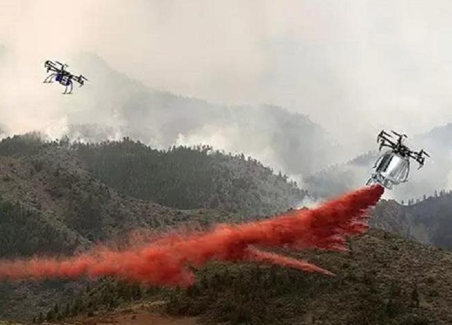 无人机在消防部队实战中的应用前景