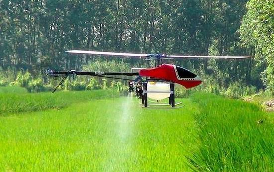 植保无人机的优势 植保无人机的特点