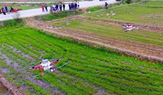 植保无人机作业中容易出现哪些故障?