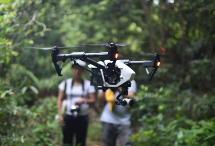 无人机航拍流程与拍摄流程基本相似