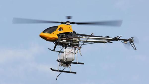 无人机喷雾技术概念及特点