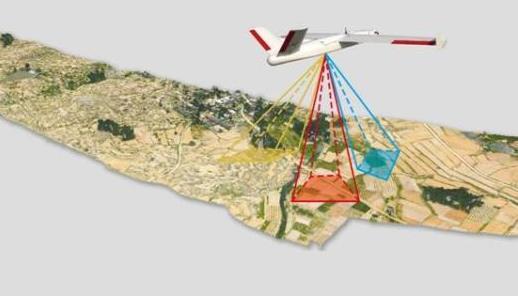 无人机测量地形图