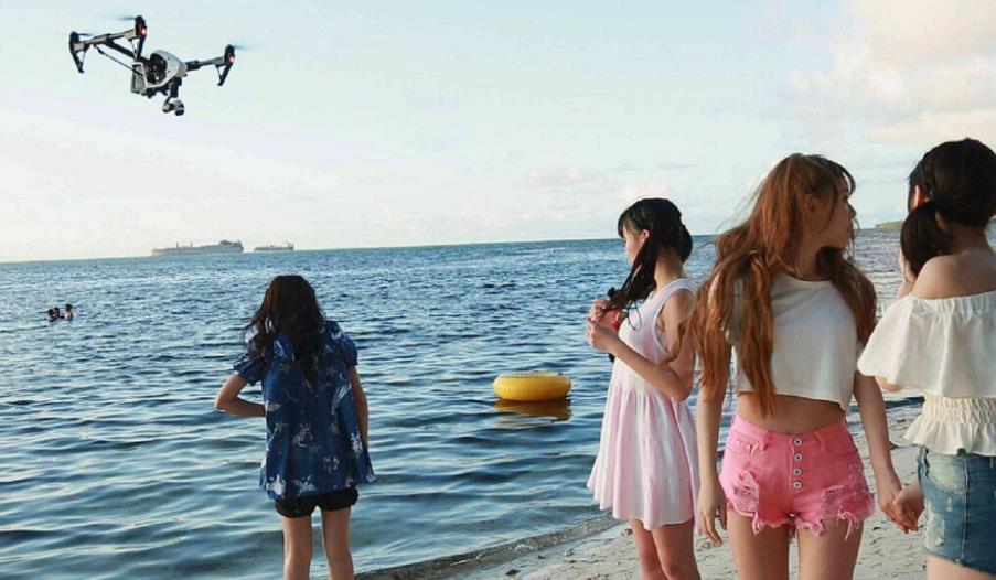 无人机跟踪拍摄