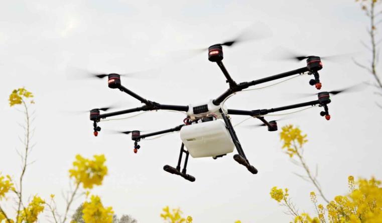 植保无人机在其相应适飞空域
