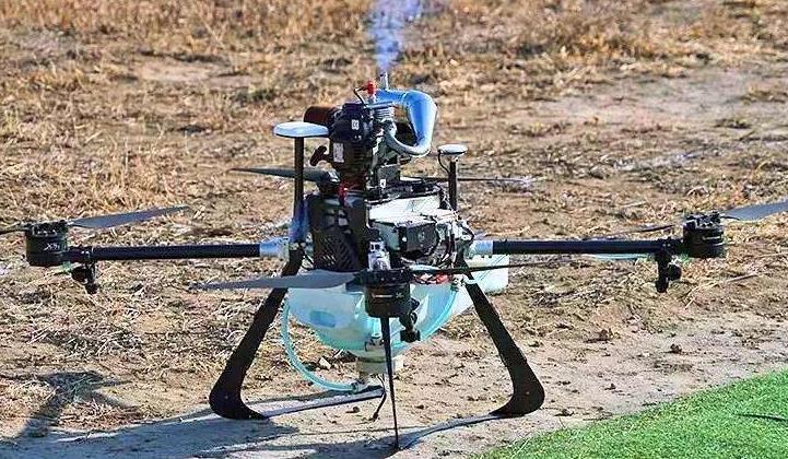 燃油驱动无人机成新选项