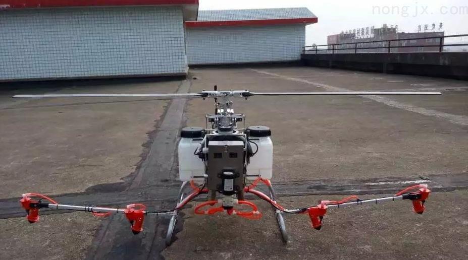 油动无人机的优势也显而易见