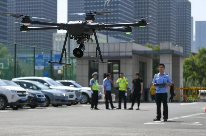 无人机可以飞抵事故目标区域上空