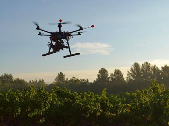 目前农业植保无人机主要分为两类