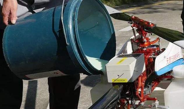 植保无人机作业流程