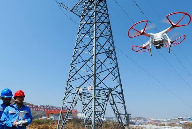 为什么要用电力无人机巡检输电线路
