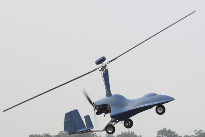中型无人机