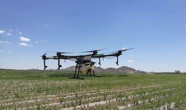农用无人机播种