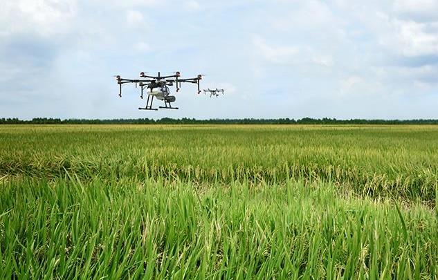 农用植保无人机